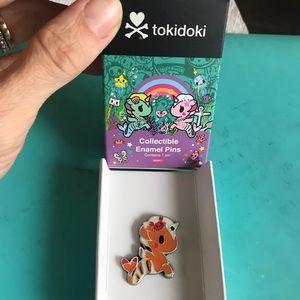 Brand new tokidoki mermicorno enamel pin MAREA